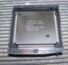 NEW Atari 520 1040 STE Mega STE SMT MCU + Glue + Blitter 144 Pin IC C302183-002