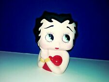 """BETTY BOOP Face Bank 1995 """" RETIRED & RARE"""""""