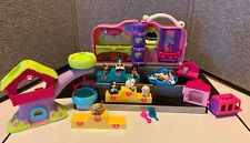 VINTAGE LOT OF PUPPY IN MY POCKET DOGS, NEWBORN NURSERY, PLAYSET, & MORE