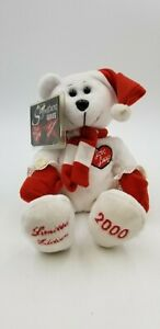 I Love Lucy Limited Edition 2000 Collecticritter Bear Plus Toy Stuff Animal