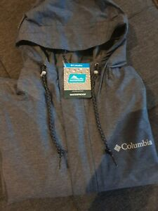 Colombia (waterproof Jackets L and XL sizes)