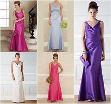 BHS Alicia Bridesmaid Dress Purple Fuchsia Coral Ivory Blue BNWT