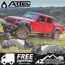 ARTEC Freedom Editon Front Aluminum Inner Fender Kit 2020+ Jeep Gladiator JT