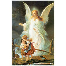 DIY Guardian Angel 5D Diamond Embroidery Cross Stitch Painting Craft Home Decor