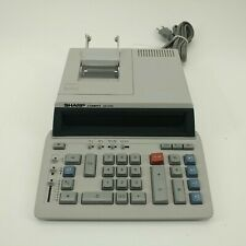 Sharp Compet Business Desktop Calculator/Adding Machine Model QS-2760