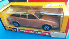 Dinky Toys 123 - AUTIN Princess 2200HL Salon, Marron métal 1:40