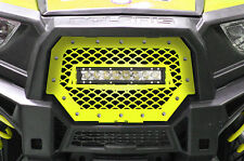 RZR Grill 40W LED Light Bar Grille Polaris 1000 1000XP 16-17 900S 2014-16 SCALES