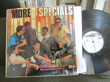 THE SPECIALS LP MORE ENJOY YOURSELF CHRYSALIS 2 TONE 1303 1980 terry hall ska !!