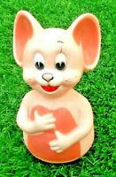 """Spielzeug Vintage Marschall """" Jerry """" (1985) Hergestellt IN Frankreich Höhe:"""