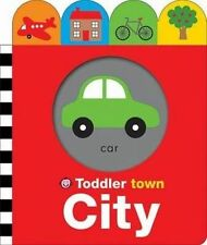 City (Toddler Town), Roger Priddy, New Book