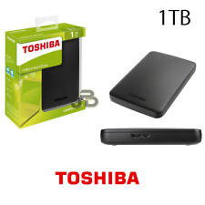HARD DISK ESTERNO 1TB 2,5 TOSHIBA USB 3.0/2.0 HARDISK 1000GB MAC OS APPLE / WIN