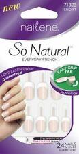 Nailene so Natural Nails Short Pink 71323 24 EA