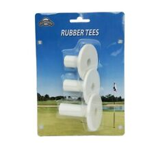 on Course Rubber Tees Multiple Size 3 PK Golf Driving Mat Range Tee