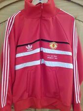 Manchester United 1983 Adidas retro vintage Tracksuit adult x Large