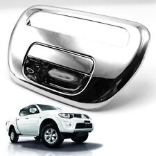 Tailgate Handle Chrome + Light Lamp Brake For Mitsubishi Triton L200 2006 - 2013