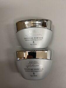 Kenra Platinum Texture Defining Powder .21 oz 6g 2 Pack