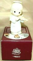 "PRECIOUS MOMENTS by Enesco 1989 Piece 522546 Collectible 4.5"" Porcelain Figurine"