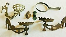 Lot of Antique Sconce Wall Light Fixtures Vtg