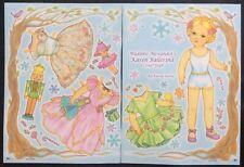 Ma Karen Ballerina Doll 2011 Mag. Paper Doll Uncut, by Karen Reilly