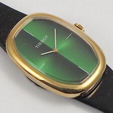Tissot coole Design Doublé Damen Armbanduhr - Klassiker aus den 1970er Jahren