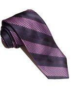NEW Robert Talbott 🥇Best of Class🥇 💯% Silk Striped Neck Tie 155$ Retail💰 NWT