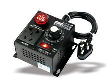 AC 220V 4000W Thyristor Electronic Voltage Regulator Motor FAN Speed Controller