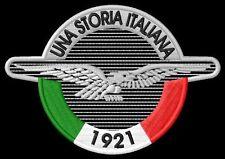 Moto Guzzi Una Storia Aufnäher iron-on patch