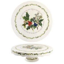 Portmeirion THE HOLLY & THE IVY Cake Plate 9433675