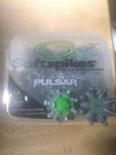 Softspikes Pulsar Fast Twist / Tour Lock Golf Cleats Spikes - 1 pack of 16