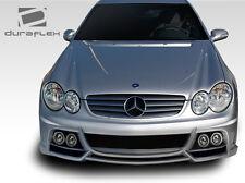 03-09 Mercedes CLK W209 Duraflex W-1 Front Bumper 1pc Body Kit 107684