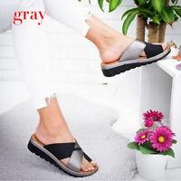 Summer Women Slippers Flip Flops Flat Sandals Beach Clip Toe Sandals Shoes GIFT