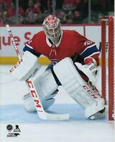 Carey Price Montreal Canadiens Unsigned 8x10 Photo (W)