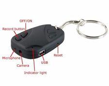 32 GB HD Spy Digital Remote Video Camera Fob Keyring Camcorder Mini DVR Cam Pen