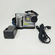 Sony Mavica MVC-FD88 1.3MP Digital Camera with OEM Charger Tested Working