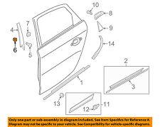 AUDI OEM 09-17 Q5 Exterior-Rear-Applique Clip 8K0837199