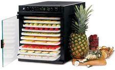 Tribest Sedona Express Digital 11-Tray Food Dehydrator w Bpa Free Trays New