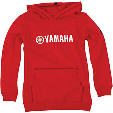 NEW ONE INDUSTRIES YAMAHA RED PULLOVER HOODIE SWEATSHIRT MX ATV  BMX YOUTH SMALL