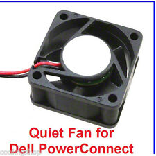 Quiet! Dell PowerConnect 2724 2624 (H3636) Replacement Fan, NEW