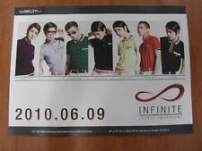 INFINITE - First Invasion [OFFICIAL] POSTER *NEW*