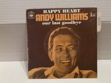 ANDY WILLIAMS Happy heart 4062