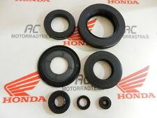 Honda CB 750 C rc06 Custom motor siempre anillo oil Seal set Engine Gasket 7 PCs