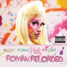 Pink Friday Roman Reloaded Nicki Minaj CD Sealed ! New ! 2012