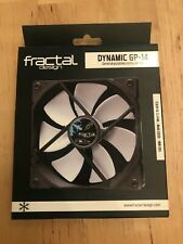 Fractal Design Dynamic GP-14 FD-FAN-DYN-GP14-WT 140mm Case Fan New  White Blades
