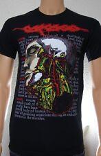 Carcass (Anatómico Cabeza) Camiseta de la Banda