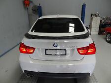 BMW E90 CARBON FIBRE REAR BOOT SPOILER. SEDAN TRUNK WING M3 335i 325i 328I
