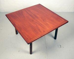 Hans Wegner low coffee table, teak Danish mid-Century vintage beautiful & simple