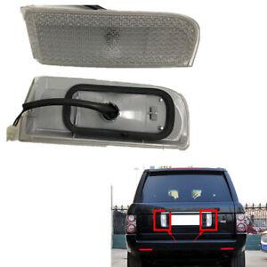 Pair Tailgate Rear Reverse Backup Lamp Light For Range Rover L322 2003-2012 New
