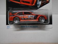 BMW E36 M3 RACE HOT WHEELS BMW SERIES 1:64