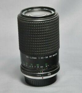 PRINZFLEX  80-200mm MACRO FOCUSING LENS PENTAX FIT