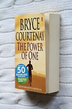The Power of One by Bryce Courtenay (Paperback, 1998, New), free shipping
